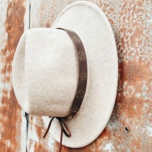 Louis Vuitton Hat Band